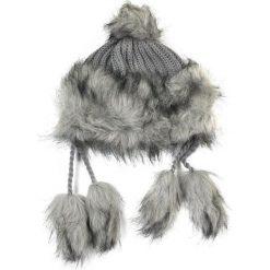 Czapka damska Wschodnia elegancja szara. Szare czapki zimowe damskie marki Art of Polo. Za 38,41 zł.