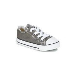 Buty Dziecko Converse  CHUCK TAYLOR ALL STAR CORE OX. Szare trampki chłopięce marki Converse, retro. Za 143,20 zł.