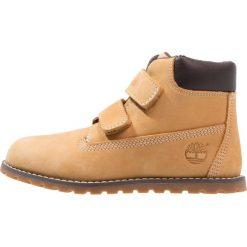 Timberland POKEY PINE H&L Botki wheat. Zielone buty zimowe damskie Timberland, z gumy. W wyprzedaży za 186,45 zł.