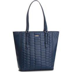 Torebka WITTCHEN - 87-4Y-555-7 Granatowy. Niebieskie torebki klasyczne damskie Wittchen, ze skóry ekologicznej, bez dodatków. W wyprzedaży za 219,00 zł.