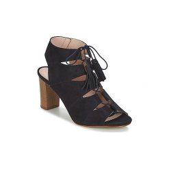 Sandały Betty London  EVENE. Niebieskie sandały damskie marki Betty London. Za 279,20 zł.