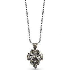 Wisiorki damskie: Wyjątkowy Srebrny Wisiorek – srebro 925, Markasyt