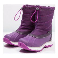 Icepeak WIGSTAN Śniegowce burgundy. Czerwone buty zimowe damskie Icepeak, z materiału. W wyprzedaży za 220,35 zł.