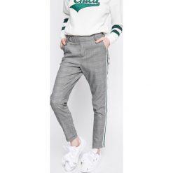 Answear - Spodnie Sporty Fusion. Szare rurki damskie marki ANSWEAR, z elastanu. Za 169,90 zł.