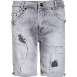 Blue Effect Szorty jeansowe light grey denim. Szare spodenki chłopięce Blue Effect, z bawełny. Za 169,00 zł.