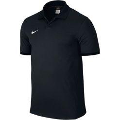 Koszulki polo: Nike Koszulka męska SS Squad 14 polo czarna r. M (588461 010)