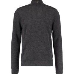 Abercrombie & Fitch Sweter charcoal. Niebieskie kardigany męskie marki Abercrombie & Fitch. W wyprzedaży za 359,10 zł.