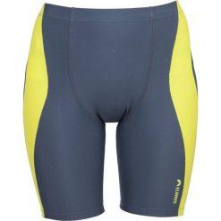 Spodenki sportowe męskie: ELBRUS Spodenki Damskie RUEN WO'S grey/yellow Green r. L