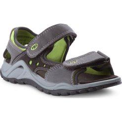 Sandały PRIMIGI - 1397722 S  Avio. Szare sandały męskie skórzane marki Primigi. W wyprzedaży za 179,00 zł.