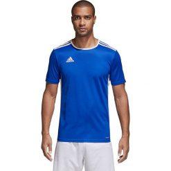 Adidas Koszulka  Entrada 18 niebieski r. XXL (CF1037). Niebieskie koszulki sportowe męskie Adidas, m. Za 55,40 zł.