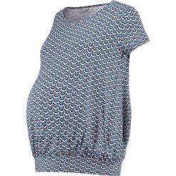 T-shirty damskie: JoJo Maman Bébé Tshirt z nadrukiem duck egg