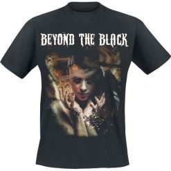Beyond The Black Heart Of The Hurricane T-Shirt czarny. Czarne t-shirty męskie marki Caliban, s. Za 74,90 zł.