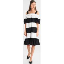 Sukienki hiszpanki: Navy London NORA Sukienka letnia white
