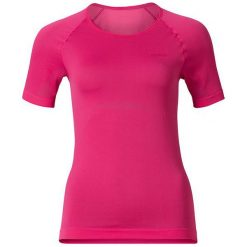 Odzież damska: Odlo Koszulka damska Shirt s/s crew neck Evolution X-LIGHT różowe r. XS
