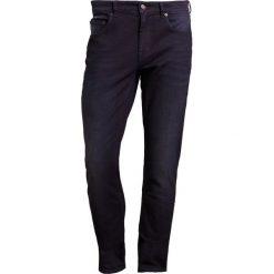 BOSS CASUAL Jeansy Slim Fit blue. Niebieskie jeansy męskie marki BOSS Casual. W wyprzedaży za 349,30 zł.