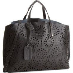 Torebka CREOLE - K10490 Czarny. Czarne torebki klasyczne damskie Creole, ze skóry, duże. Za 299,00 zł.