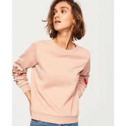 Bluza z ozdobnymi rękawami - Różowy. Czerwone bluzy rozpinane damskie Reserved, l. Za 59,99 zł.