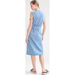 Sukienki hiszpanki: Won Hundred ELLIE  Sukienka jeansowa clear blue