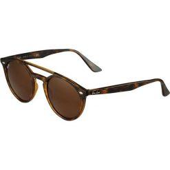 RayBan Okulary przeciwsłoneczne brown. Brązowe okulary przeciwsłoneczne damskie aviatory Ray-Ban. Za 559,00 zł.