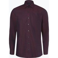 Olymp Level Five - Koszula męska łatwa w prasowaniu, czerwony. Czerwone koszule męskie na spinki OLYMP Level Five, m, w kropki. Za 249,95 zł.