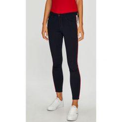 Only - Jeansy. Niebieskie jeansy damskie rurki marki House, z jeansu. Za 149,90 zł.