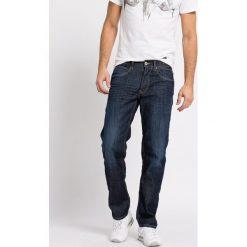 Blend - Jeansy. Brązowe jeansy męskie regular marki Blend, l, z bawełny, bez kaptura. W wyprzedaży za 129,90 zł.