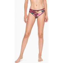 """Bez Kategorii: Figi bikini """"Voley Tropic"""" w kolorze czerwonym ze wzorem"""