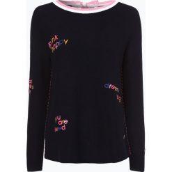 Swetry klasyczne damskie: Lieblingsstück – Sweter damski – Bethia, niebieski