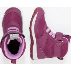 Viking HAMAR GTX Śniegowce plum/coral. Fioletowe buty zimowe damskie marki Viking, z materiału. W wyprzedaży za 199,50 zł.