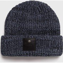 Medicine - Czapka Under The City. Czarne czapki zimowe męskie marki MEDICINE, na zimę, z dzianiny. Za 39,90 zł.