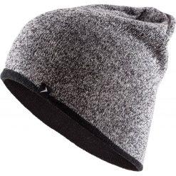 Czapka męska CAM609 - średni szary melanż - Outhorn. Szare czapki zimowe męskie Outhorn. Za 29,99 zł.