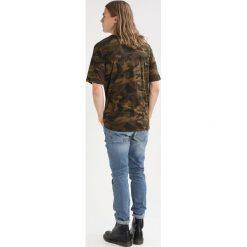 T-shirty męskie z nadrukiem: Black Kaviar ROBBY Tshirt z nadrukiem green