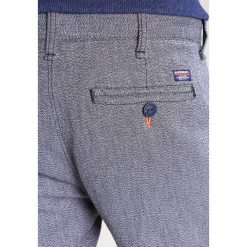 Chinosy męskie: Superdry Spodnie materiałowe grindle grey