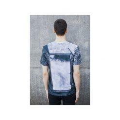 T-shirt Imagine Your Limit. Niebieskie t-shirty męskie z nadrukiem marki Bahabay, m, z bawełny. Za 83,30 zł.