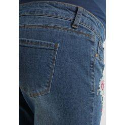 DP Maternity SUPER Jeans Skinny Fit mid wash. Niebieskie jeansy damskie DP Maternity. Za 199,00 zł.