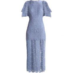 Długie sukienki: mbyM ALISON Długa sukienka blue
