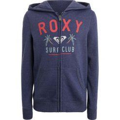 Roxy THE ENDLESS ROUND Bluza rozpinana deep cobalt. Niebieskie bluzy dziewczęce rozpinane marki Roxy, z bawełny. W wyprzedaży za 152,10 zł.