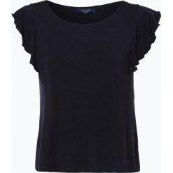 Aygill's Denim - T-shirt damski, niebieski. Niebieskie t-shirty damskie Aygill's Denim, l, z denimu. Za 39,95 zł.