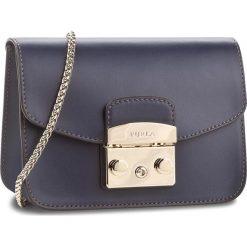 Torebka FURLA - Metropolis 921166 B BGZ7 VFO Blu. Niebieskie torebki klasyczne damskie Furla, ze skóry. Za 829,00 zł.