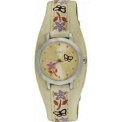Zegarek SPIRIT Damski ASPL45 Butterfly Fashion. Brązowe zegarki damskie SPIRIT. Za 78,50 zł.