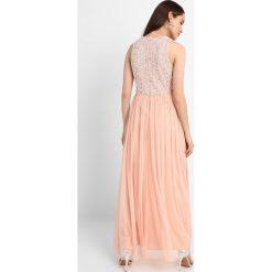 Długie sukienki: Lace & Beads Petite PICASSO MAXI Sukienka koktajlowa nude