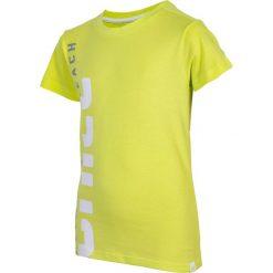T-shirty męskie z nadrukiem: T-shirt dla dużych chłopców JTSM229 – ŻÓŁTY
