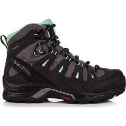 Buty trekkingowe damskie: Salomon Buty damskie Quest Prime GTX W Detroit/Asphalt/Lucite Green r. 38 (38889)
