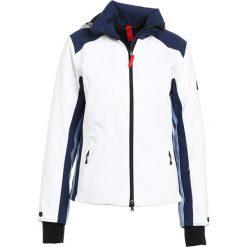 Bomberki damskie: Bogner Fire + Ice FENYA Kurtka narciarska white