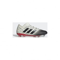 Buty do piłki nożnej adidas  Buty Nemeziz 18.1 FG. Białe halówki męskie marki Adidas, m. Za 899,00 zł.