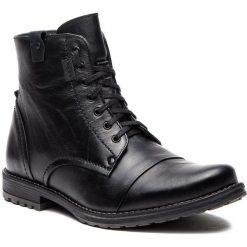 Kozaki SERGIO BARDI - Guspini FW127374118GR 101. Czarne buty zimowe męskie Sergio Bardi, ze skóry. W wyprzedaży za 229,00 zł.