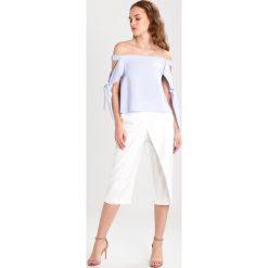 Bluzki asymetryczne: Topshop Bluzka lilac