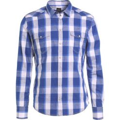 Koszule męskie na spinki: BOSS CASUAL ERODEO Koszula blau