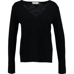 Swetry klasyczne damskie: Rosemunde Sweter black