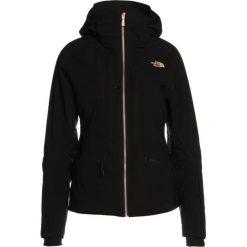 The North Face ANONYM INS Kurtka snowboardowa black. Czarne kurtki sportowe damskie marki The North Face, s, z materiału, narciarskie. W wyprzedaży za 1329,30 zł.